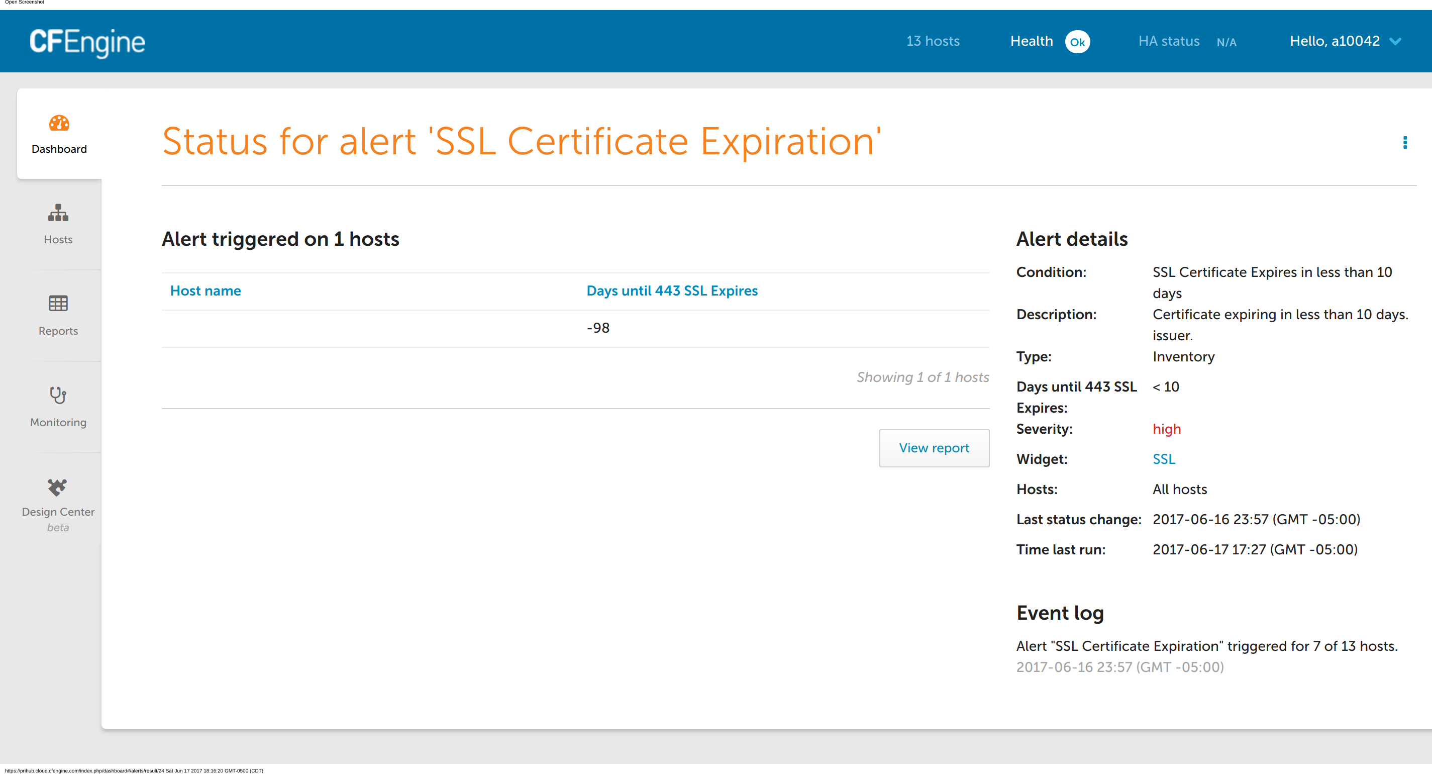 Discovering Ssl Certificates And Expirations Cfengine